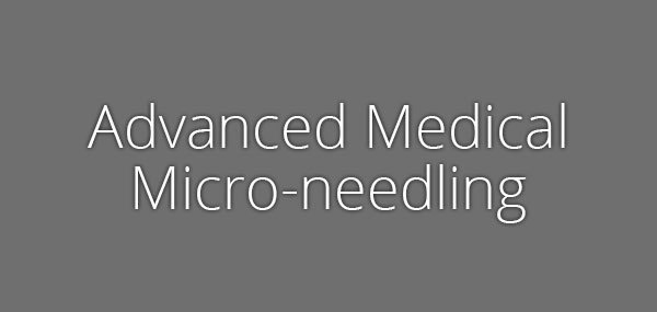 Advanced Medical Micro-needling Treatments available from Beauty Within Killorglin