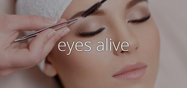 eyes alive