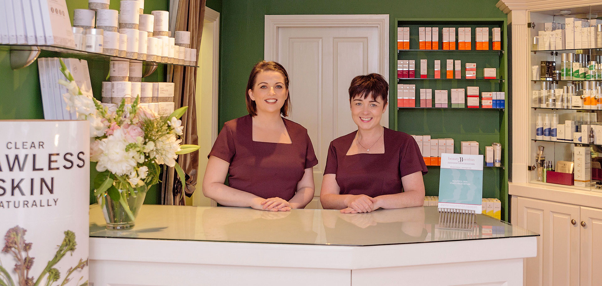 Advanced Skincare, Laser Clinic and Holistic Centre in the heart of Kerry