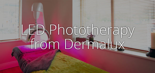 LED Phototherapy by Dermalux Treatments available at Beauty Within Killorglin