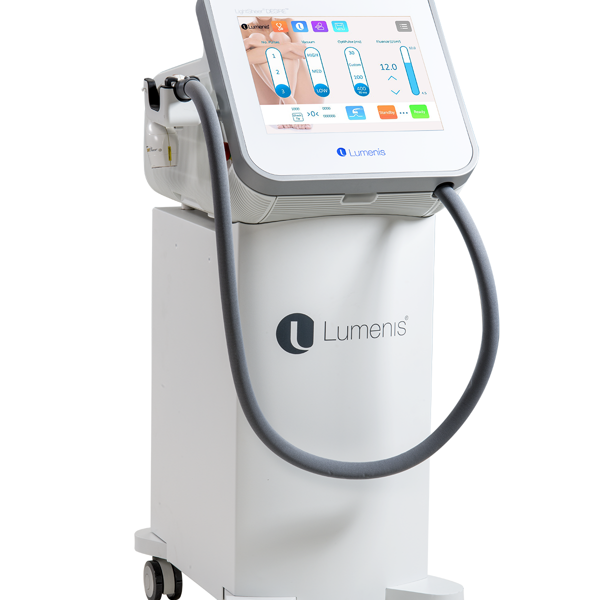Lumenis Lightsheer Desire Medical Grade 4 Diode Laser for Hair Removal