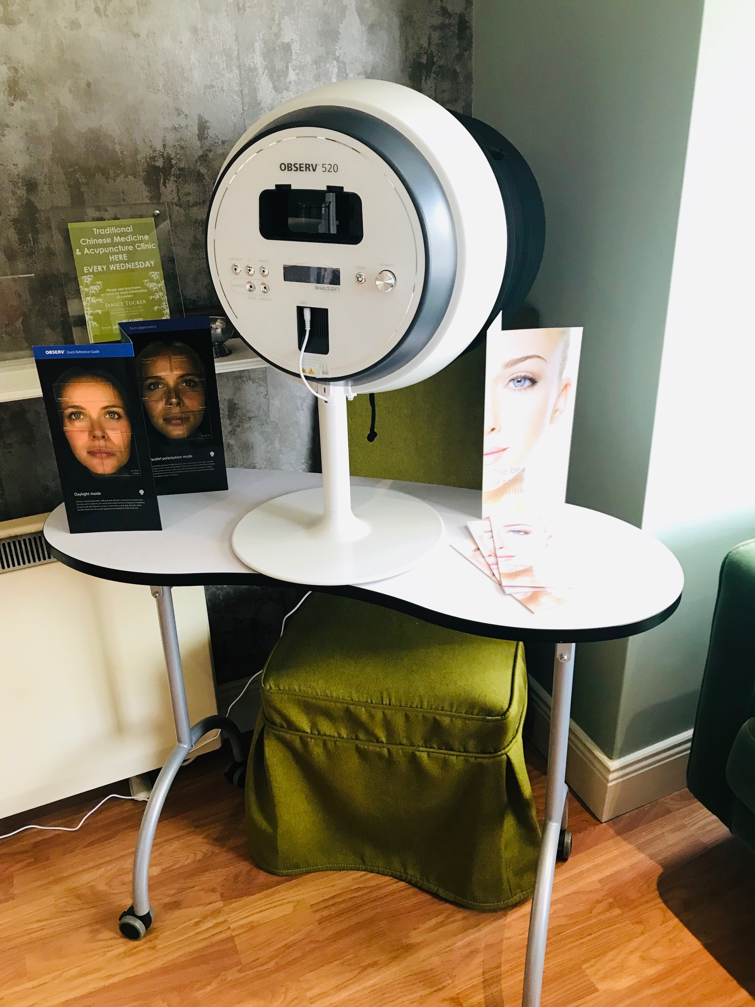 Observ skin analysis at Beauty Within
